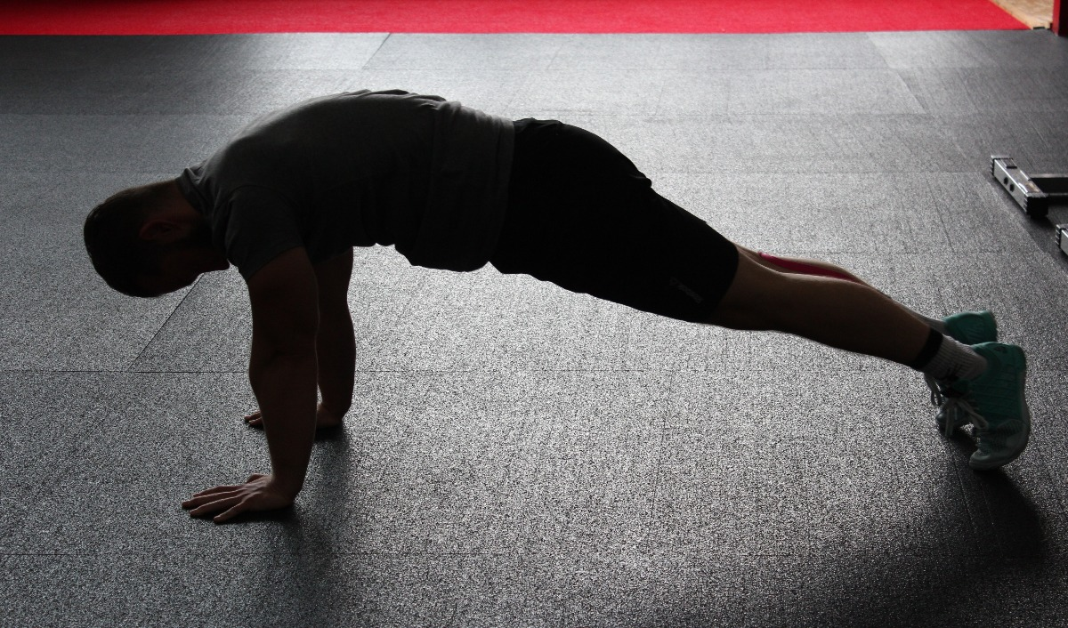 Burst High Blood Pressure With These Workouts