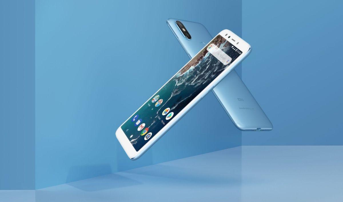 Xiaomi Blue