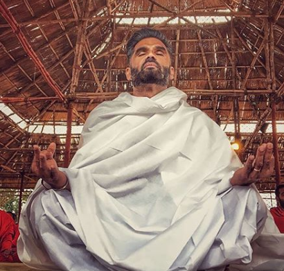 Suniel Shetty Yoga
