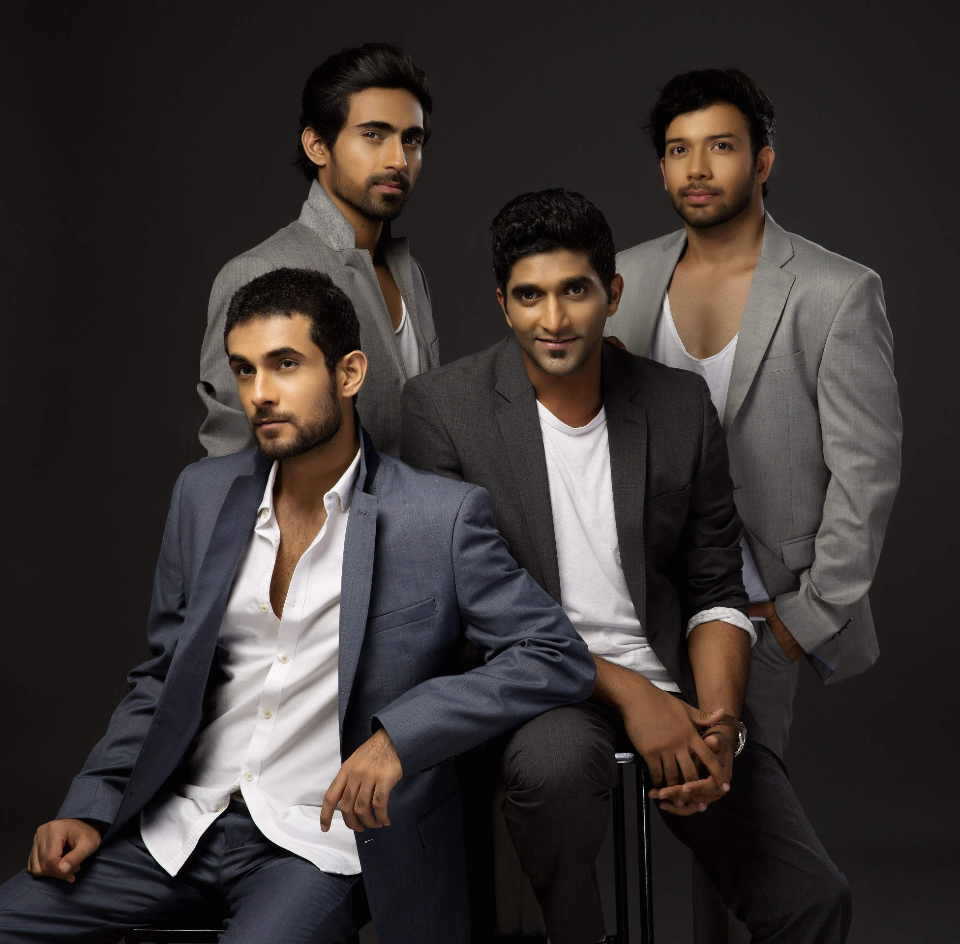 Artists of the band Sanam