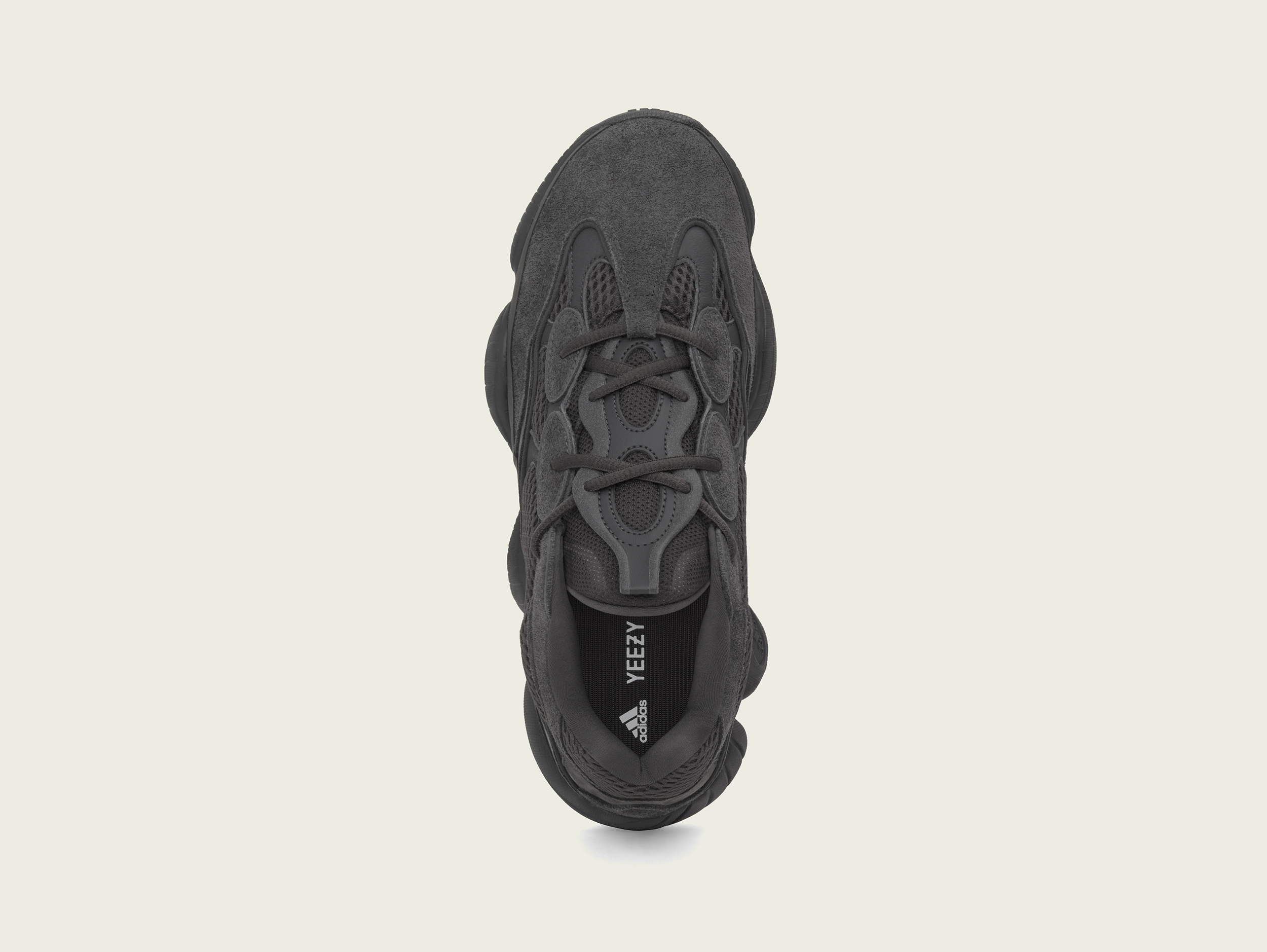916d49e6ba6 Adidas + Kanye Announce The Launch Of The YEEZY 500 Utility Black