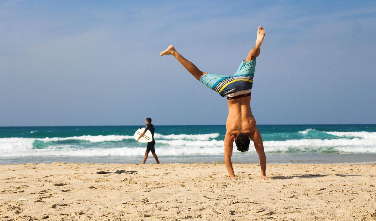beach body in 4 week diet-workout plan