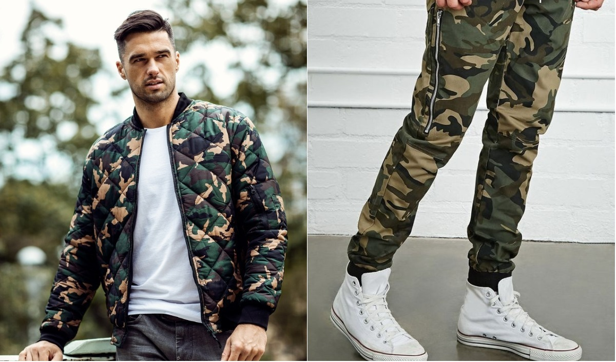 a0aec394105c Menswear 101  5 Ways To Pull Off Camouflage Clothing