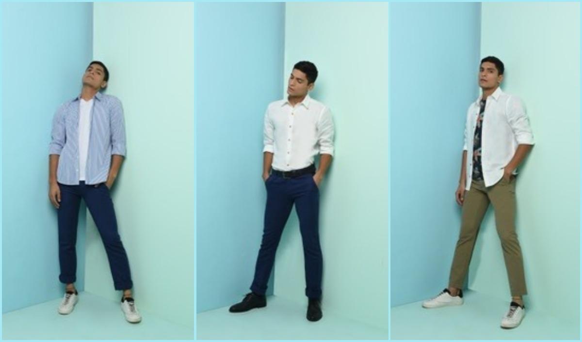Weekend Workwear Looks For Men
