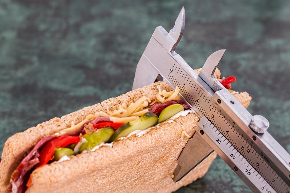 food diary weight loss