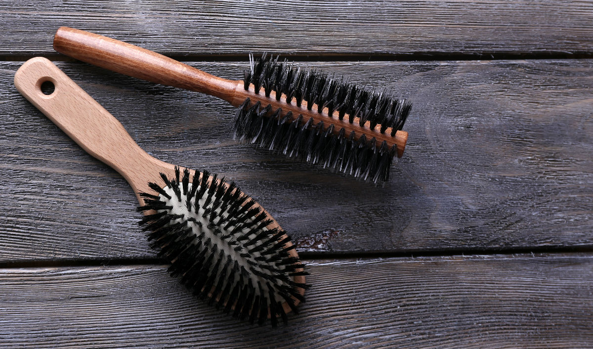 hairbrushes for men