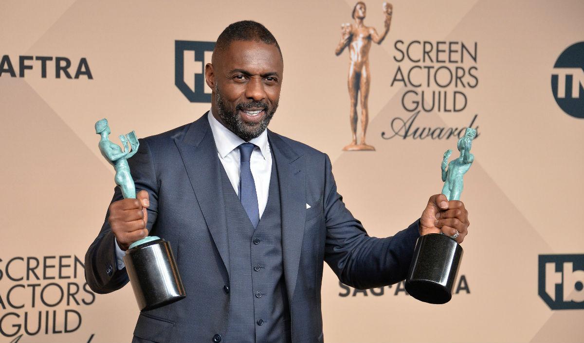 Idris Elba real life james bond