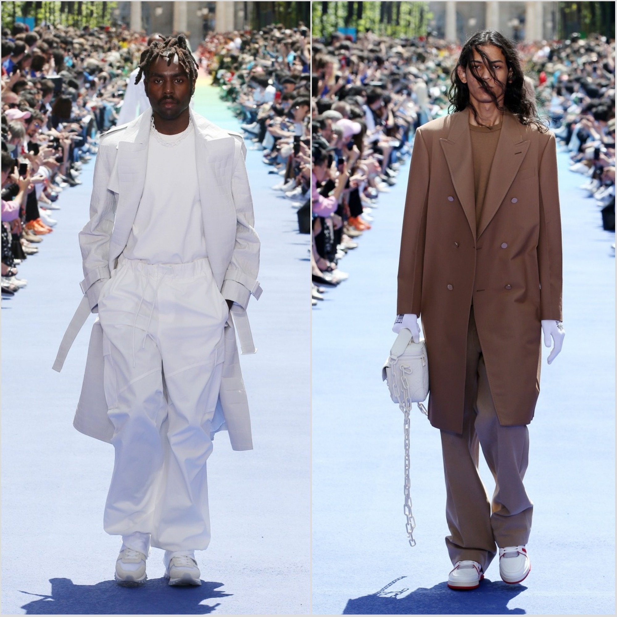 sneakers trend SS19 Louis Vuitton