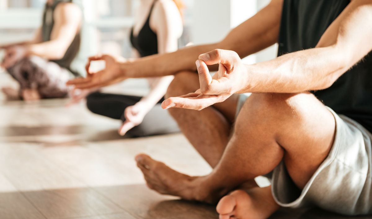 manage stress, meditation benefits