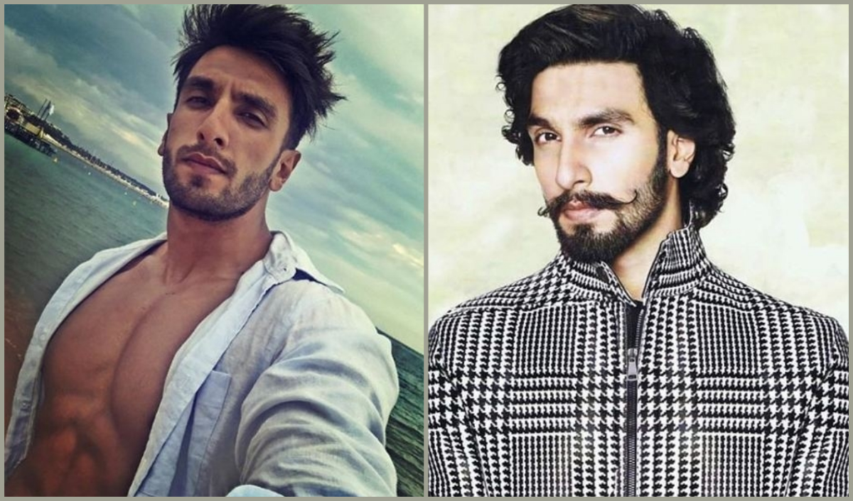 6 Ranveer Singh Moustache Styles To Inspire You