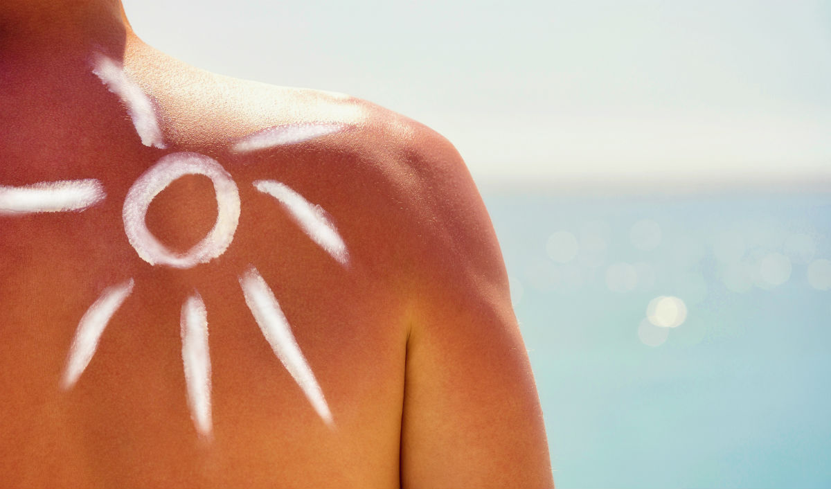 ​You're Probably Missing This Crucial Area When You're Applying Sunscreen