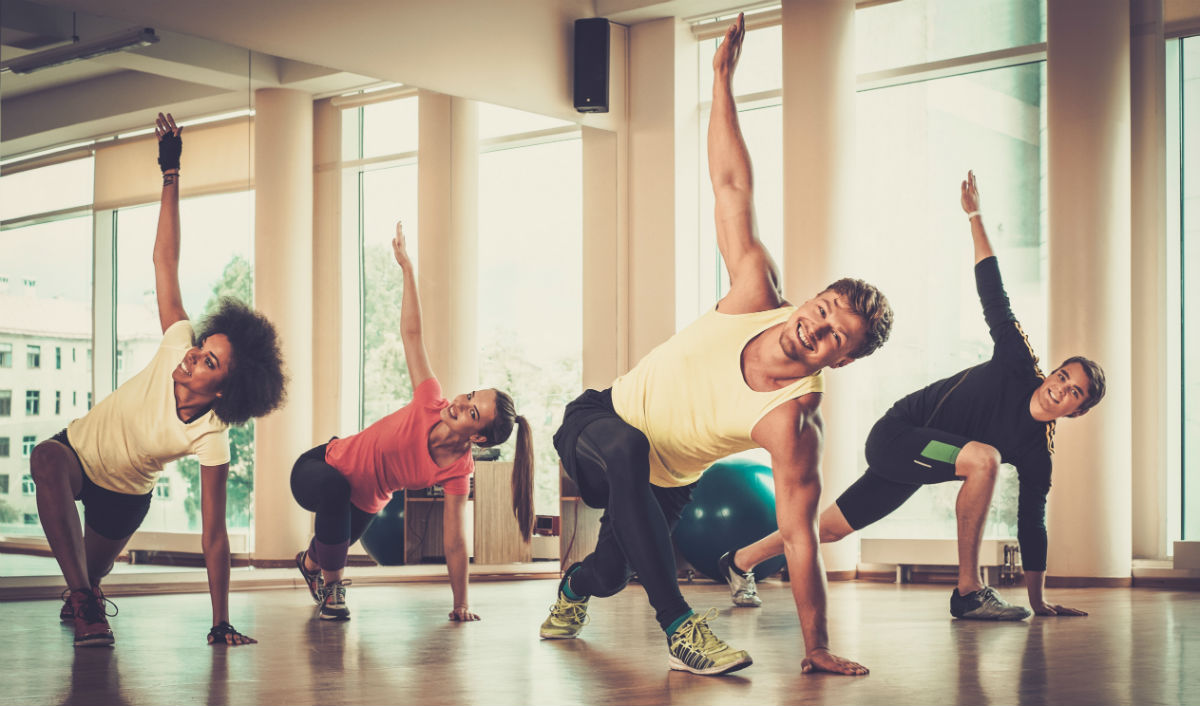 Doing Aerobics Can Increase Your Brain Size