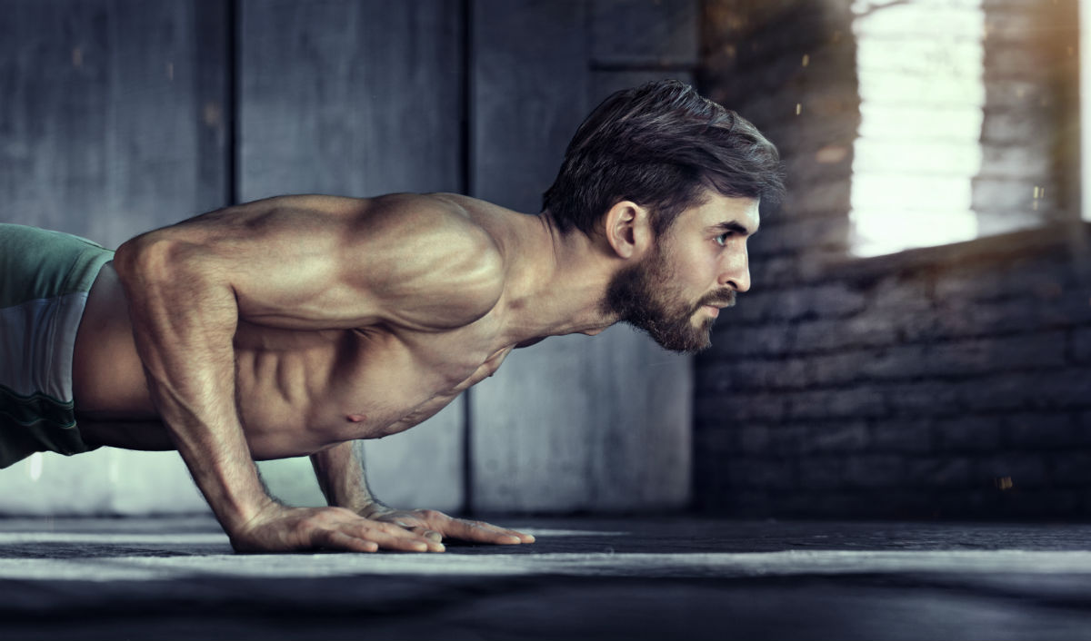 4 Push-up Mistakes You're Making