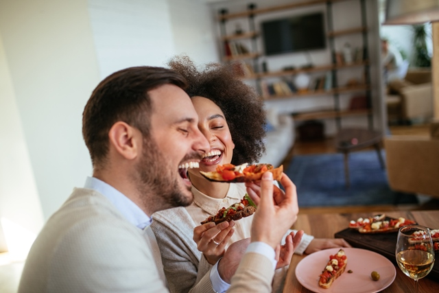 Men become fat during relaationship