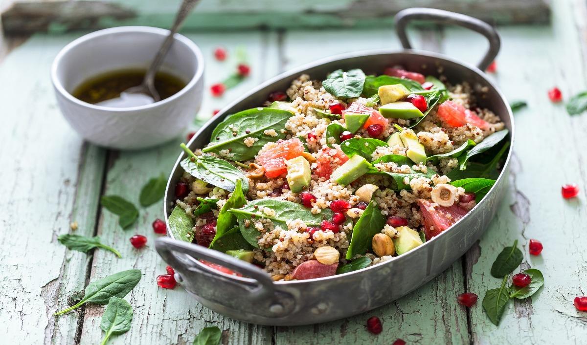 Include Quinoa In Food