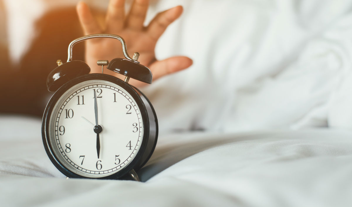 sleep problems and what they mean