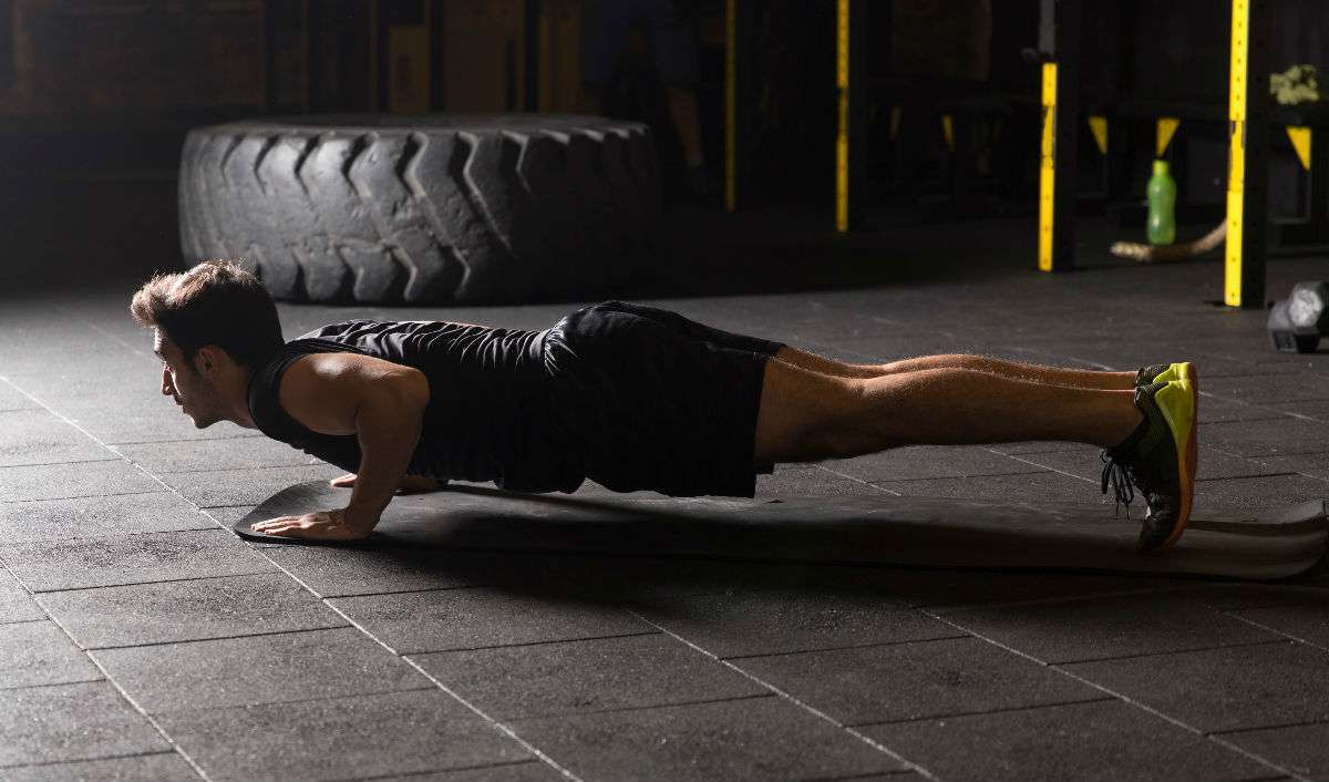 20 minute intense workout