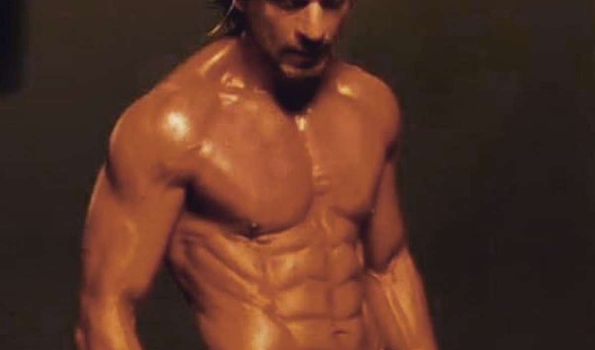 Whats in SRK's plate