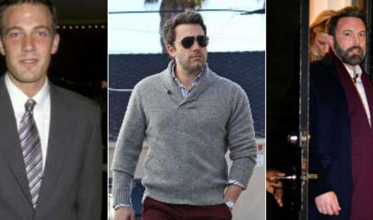 Evolution of Ben Affleck