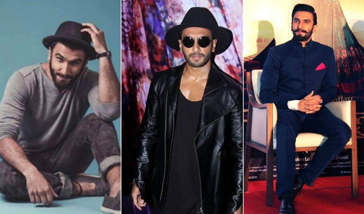 Style lessons from Ranveer Singh