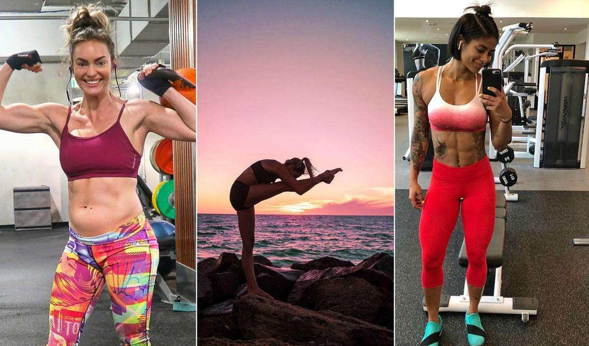 female fitness experts to follow on Insta