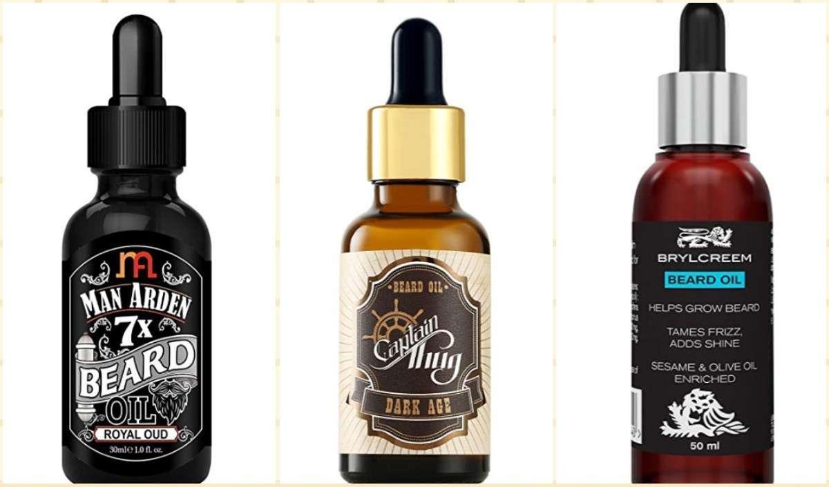 Oils For Beard Grooming