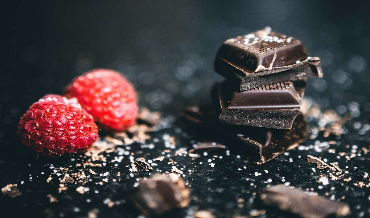 Dark Chocolate improves vision