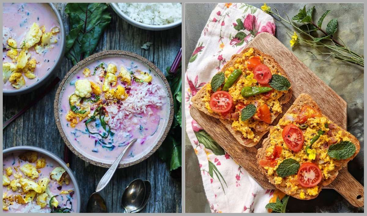 indian food instagrammers healthy recipes