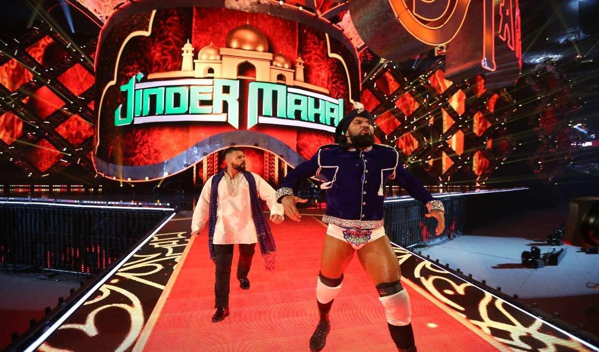 WWE 2018