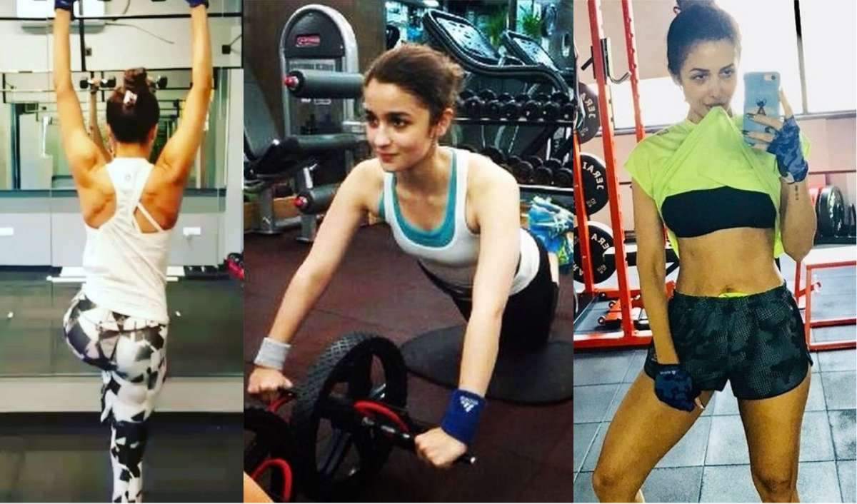 5 Actress who give major fitness goals
