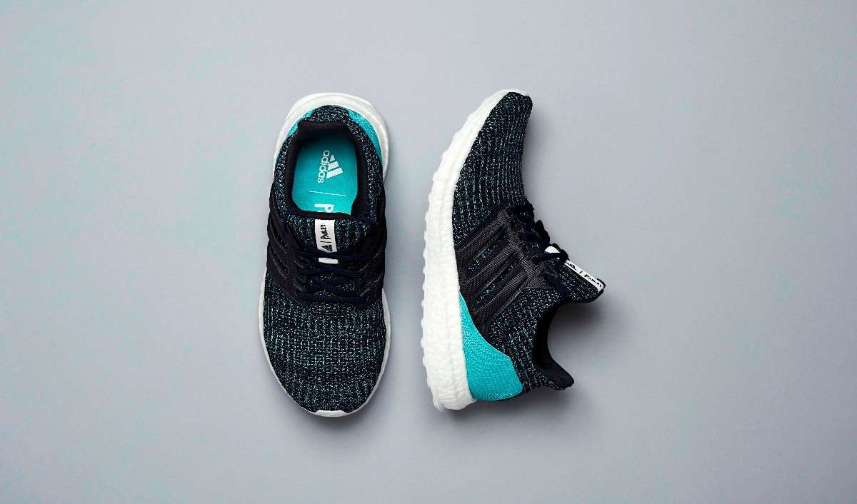 Adidas New SS18 Parley Edition