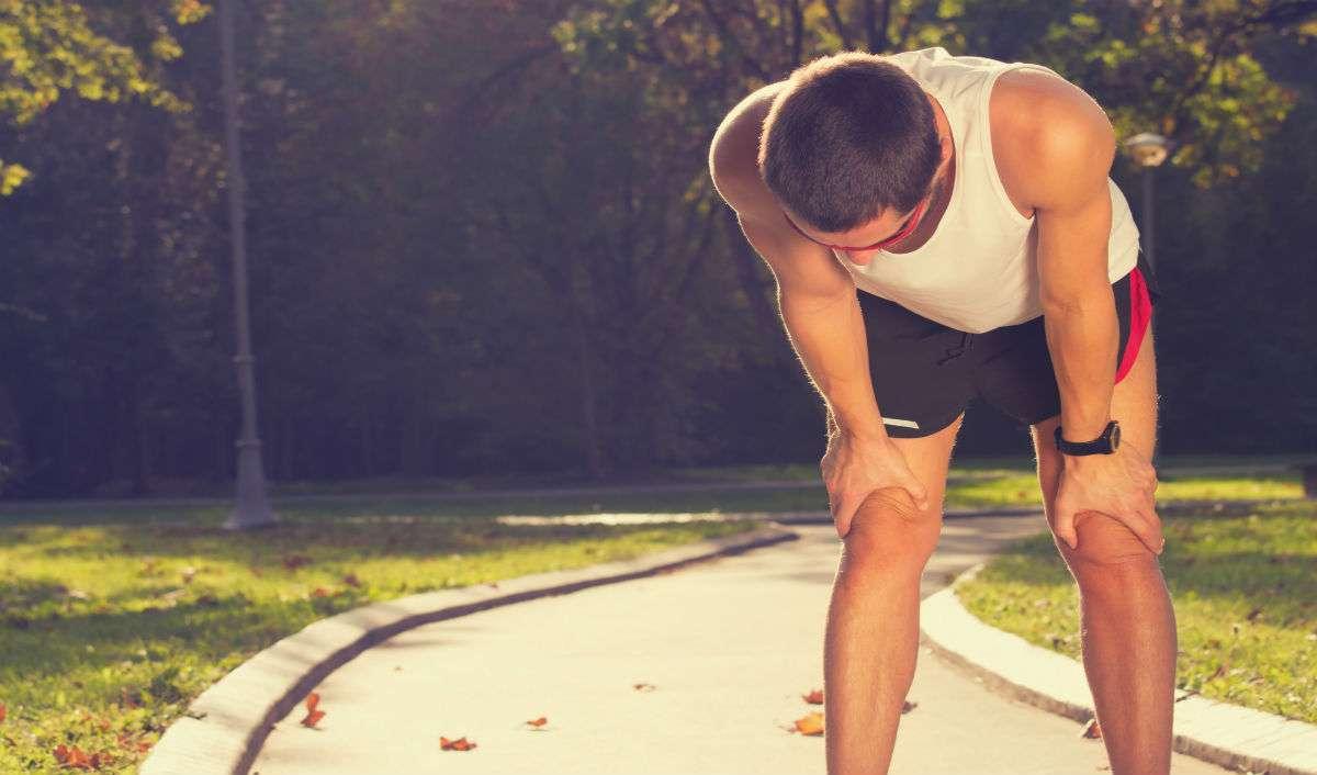 Overtraining injury