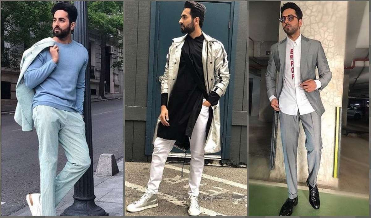 Ayushmann Khurrana's Personal Style