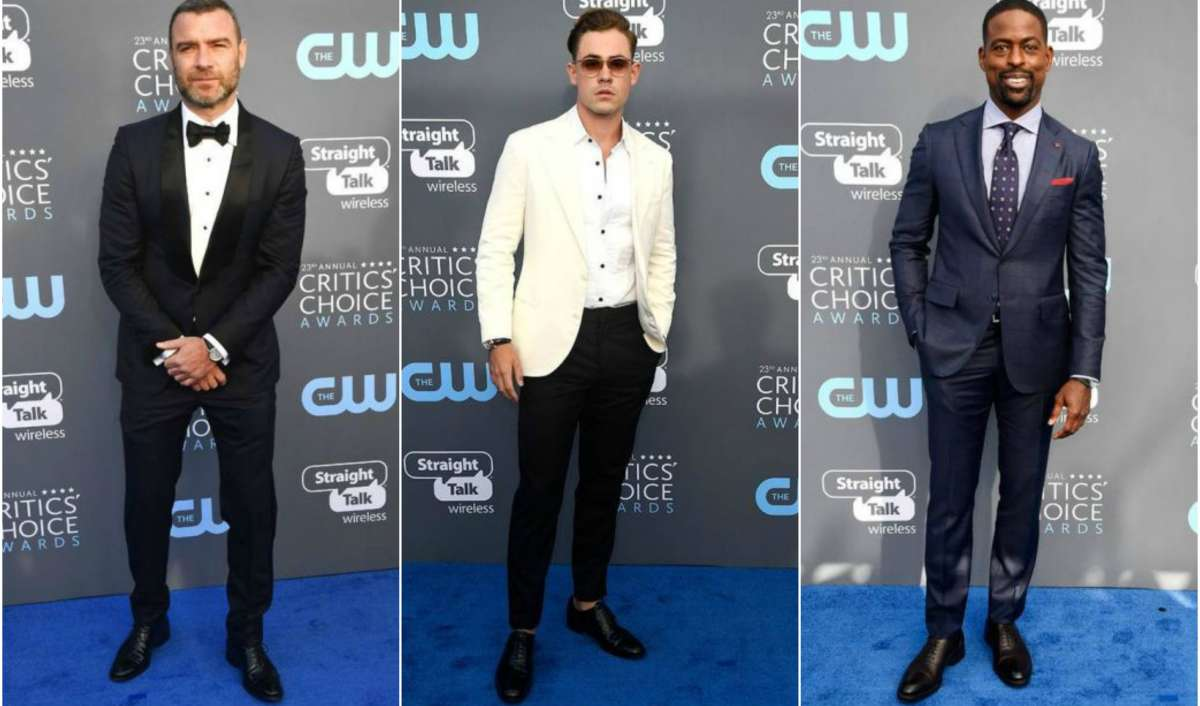 Best dressed actors