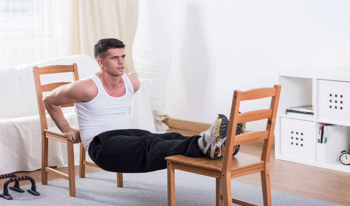 Chair Workout