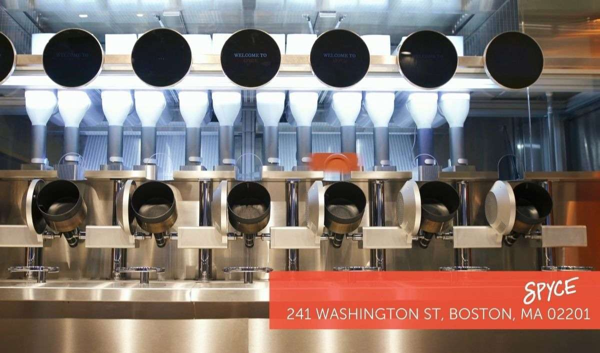 featured image boston Spyce robotic chefs