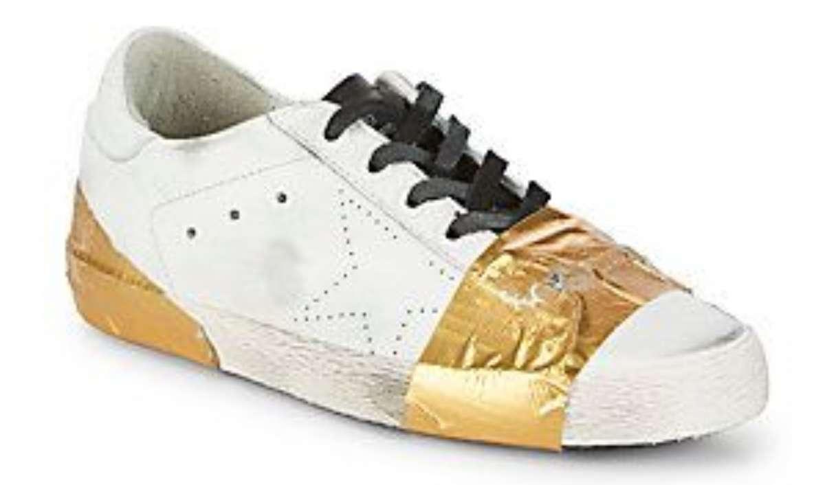Taped Sneaker