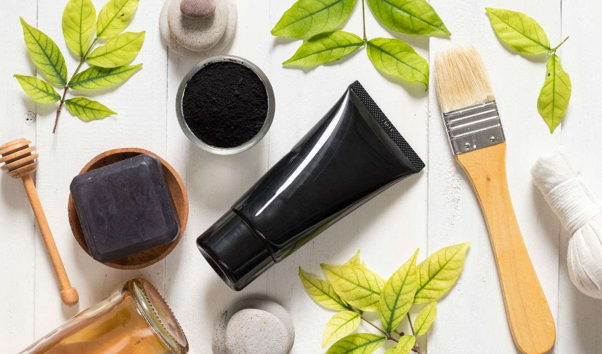 activated charcoal benefits, activated charcoal for men