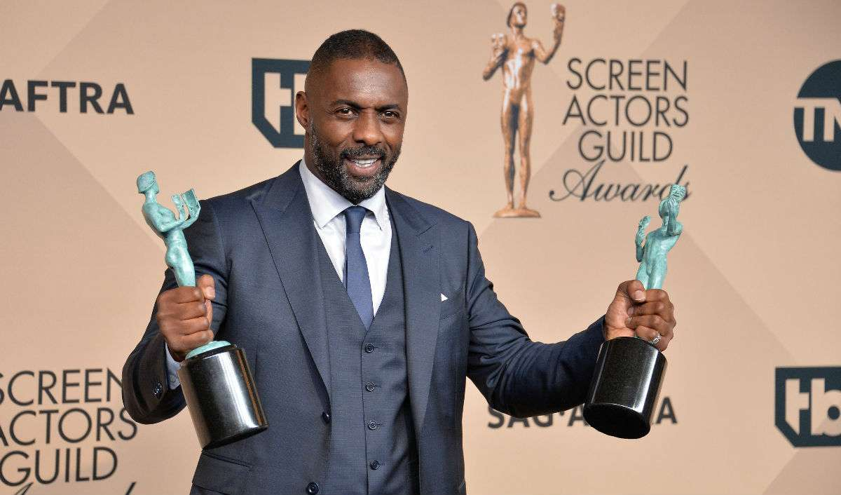 Idris Elba real life james bond