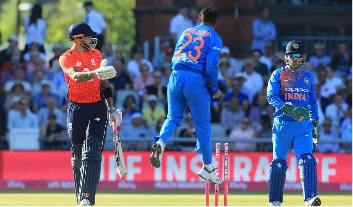 India England