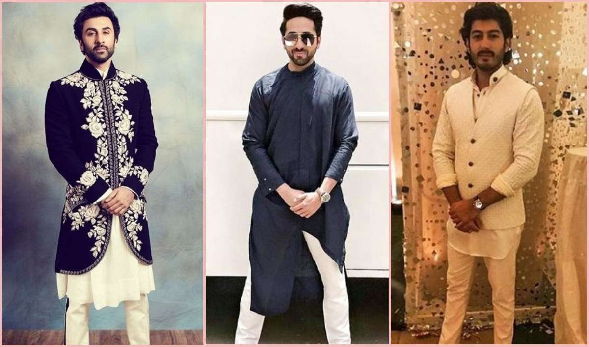 Indian wear celebrity style
