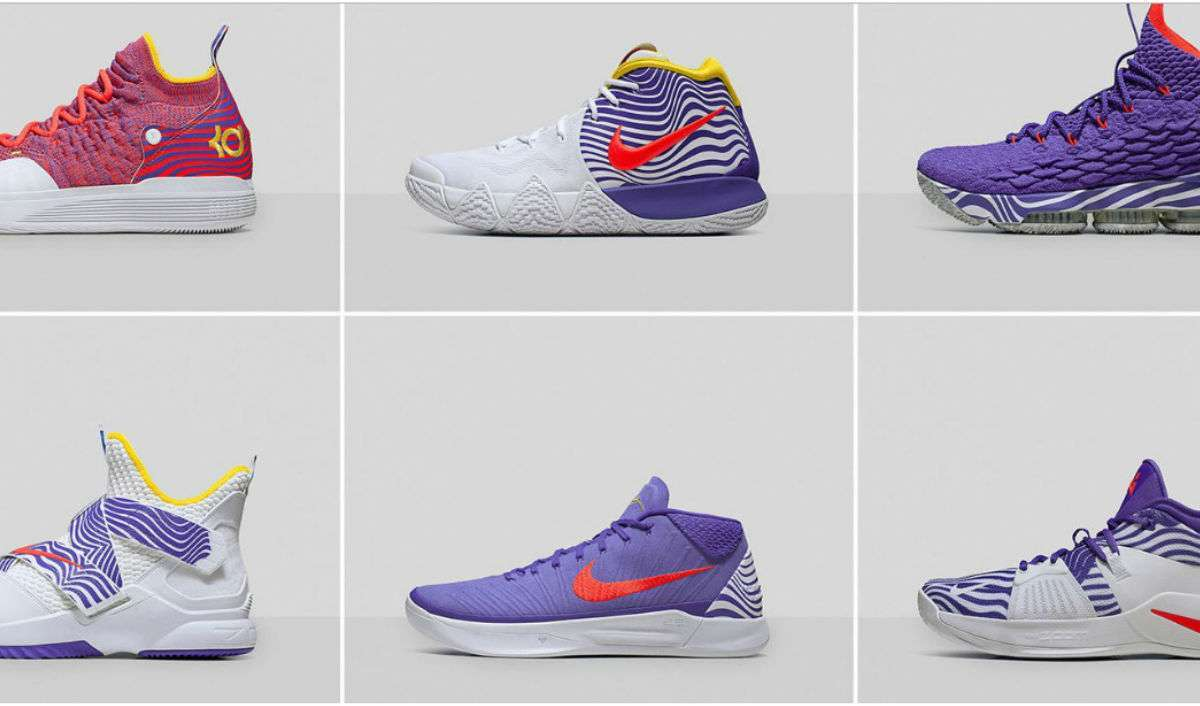 Nike WNBA All-Star Game PE sneakers