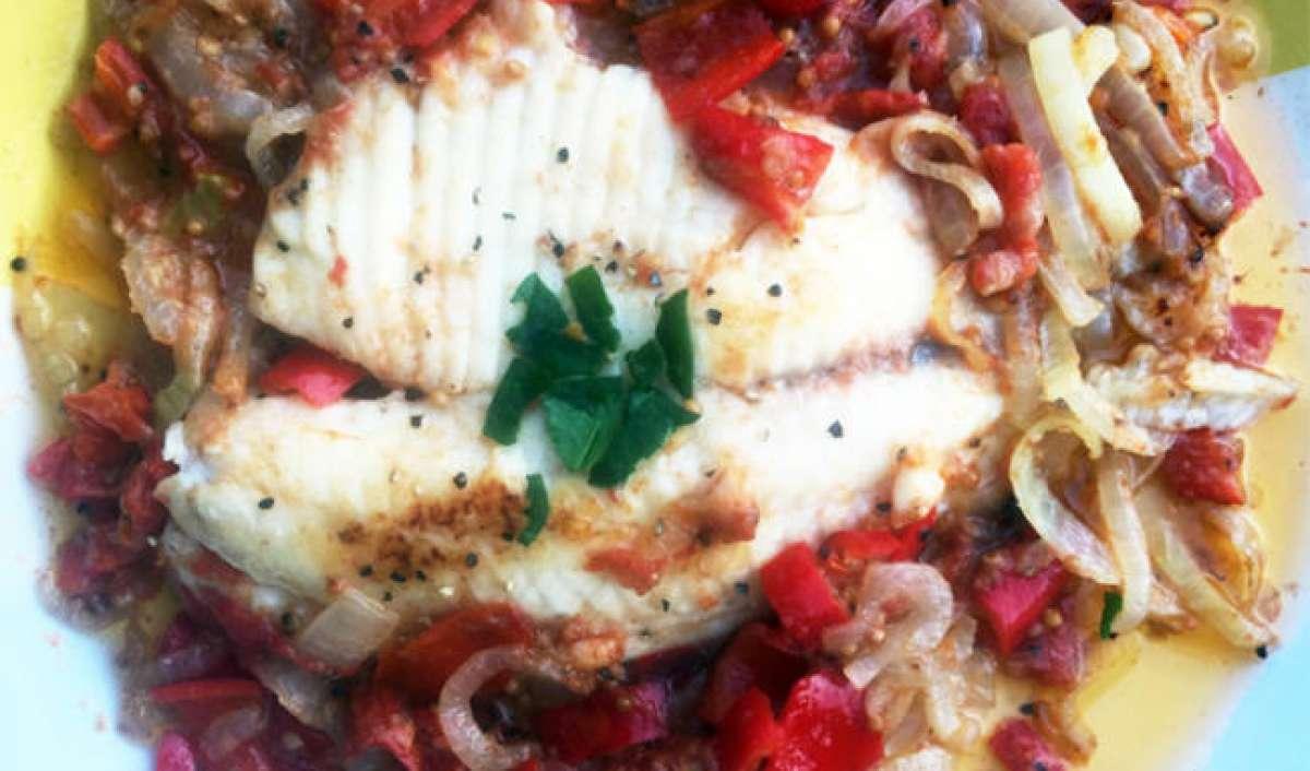 Recipe for fish