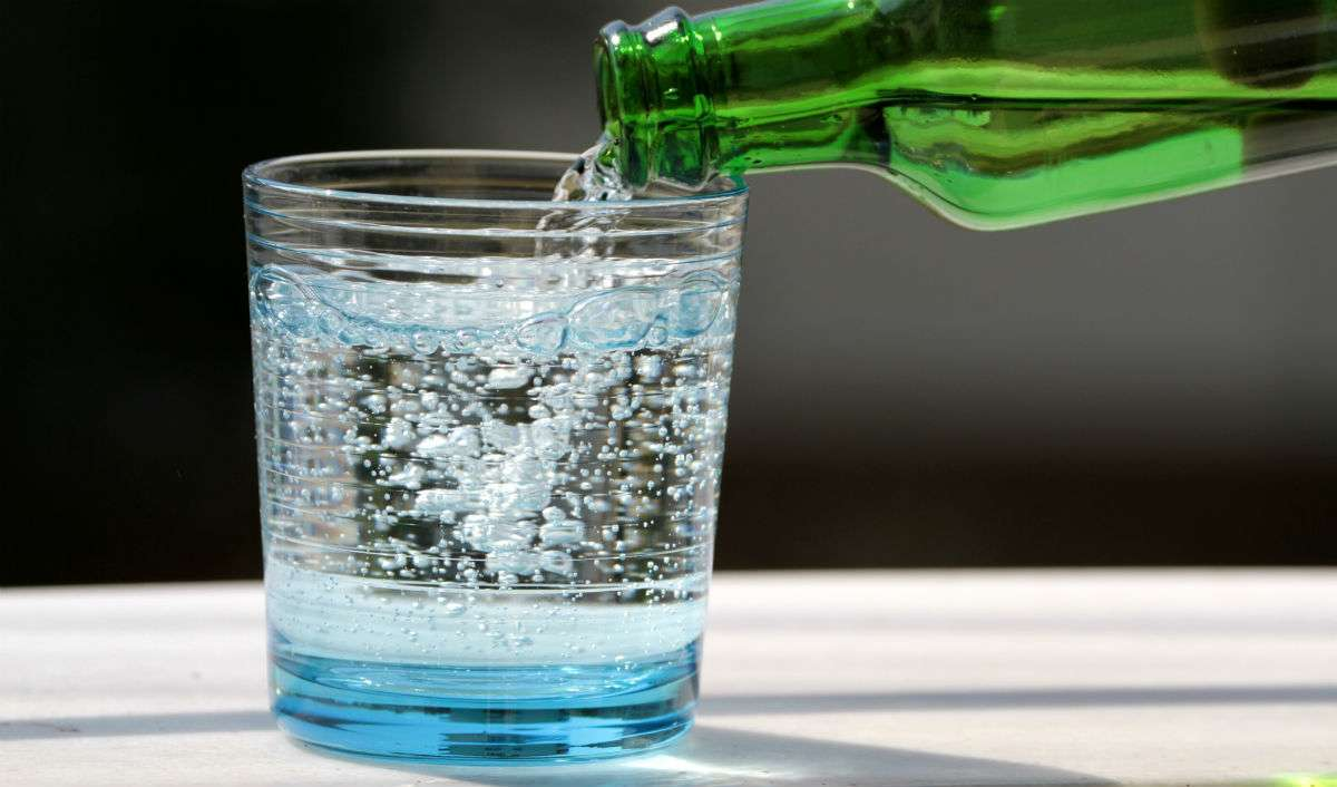 4 Health Benefits Of Sparkling Water