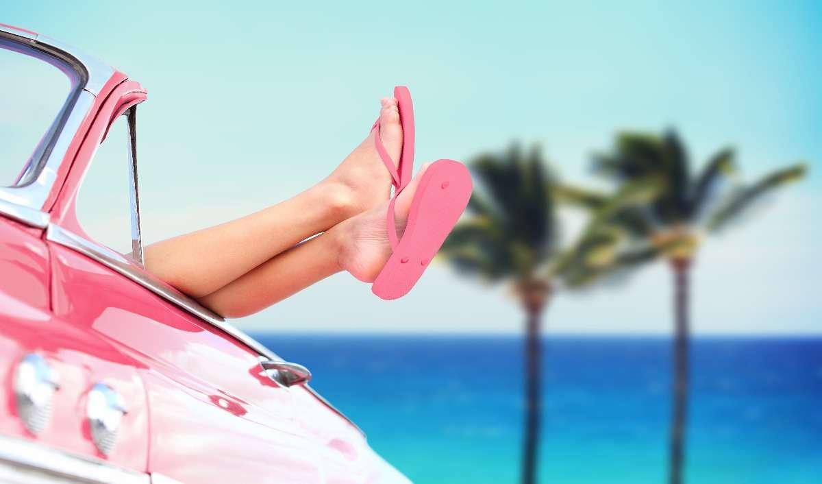 Flip Flops are harmful for feet
