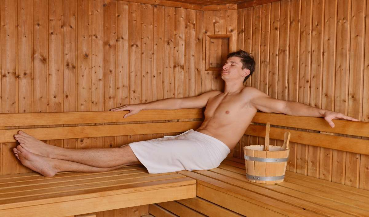 Sauna reduces risk of heart stroke
