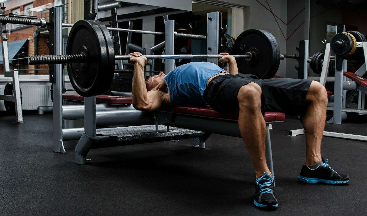 How To Destroy The 'Lockout' Phase Of The Bench Press