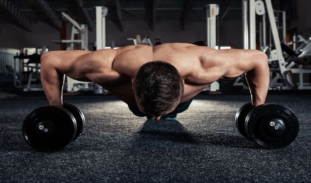 4 Variations of Push-Ups For A Brilliant Chest Pump