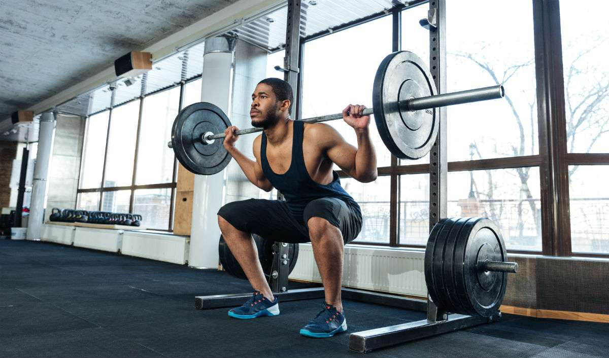3 Crazy Stretches That Will Help Improve Your Squat