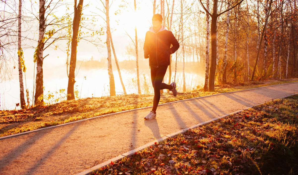 ​4 Things I Discovered After Forcing Myself To Run Every Morning